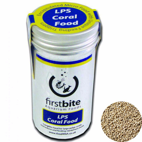 Ração Bcuk First Bite LPS Coral Food (Kit) 15gr