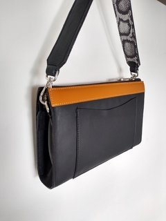 Carrie Shoulder Bag Negro