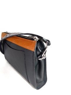 Carrie Shoulder Bag Negro - ZIVA BA