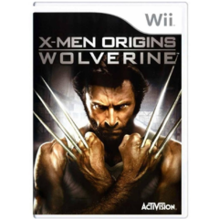 X-MEN ORIGINS WOLVERINE - WII