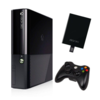 CONSOLE XBOX 360 SLIM + HD 500GB