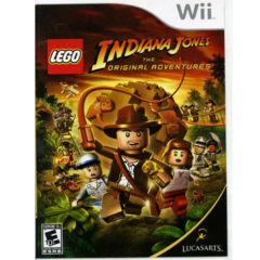 LEGO INDIANA JONES - WII