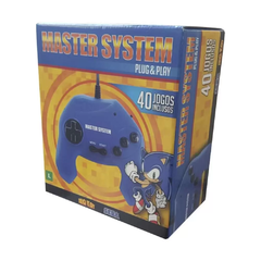 CONSOLE MASTER SYSTEM PLUG & PLAY
