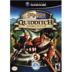 HARRY POTTER QUIDDITCH WORLD CUP - NGC