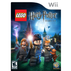 LEGO HARRY POTTER YEARS 1-4 - WII