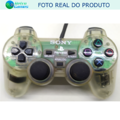 CONTROLE PS1 CLEAR