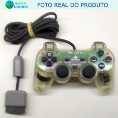 CONTROLE PS1 CLEAR - comprar online