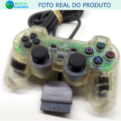 CONTROLE PS1 CLEAR na internet