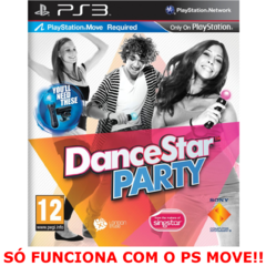 DANCESTAR PARTY - PS3