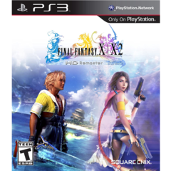 FINAL FANTASY X/X-2 HD REMASTER (LACRADO) - PS3