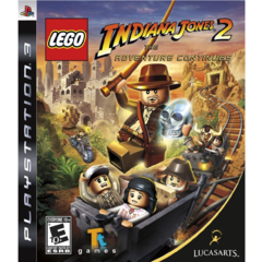 LEGO INDIANA JONES 2 - PS3