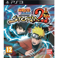 NARUTO SHIPPUDEN ULTIMATE NINJA: STORM 2 - PS3