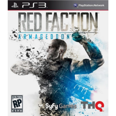 RED FACTION ARMAGEDDOM - PS3