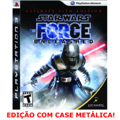 STAR WARS THE FORCE UNLEASHED SITH EDITION - PS3