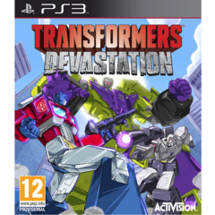 TRANSFORMERS DEVASTATION (LACRADO) - PS3