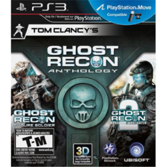 TOM CLANCYS GHOST RECON ANTHOLOGY - PS3