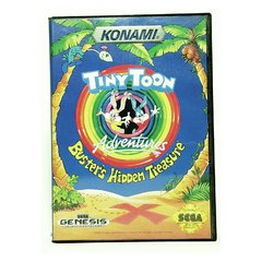TINY TOON ADVENTURES BUSTERS HIDDEN TREASURE - SIMILAR