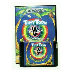 TINY TOON ADVENTURES BUSTERS HIDDEN TREASURE - SIMILAR - comprar online
