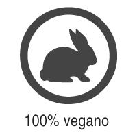 100% Vegano