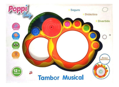 TAMBOR MUSICAL INTERACTIVO