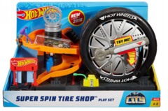 Hot Wheels Surt Deluxe City