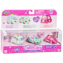 SHOPKINS CUTIE CARS * 3
