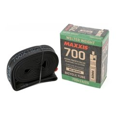 Câmara Maxxis Welter Weight 700x18/25C Presta 45 mm