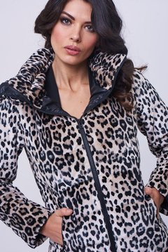 ART.1333 CAMPERA TERCIOPELO - Christy & Co