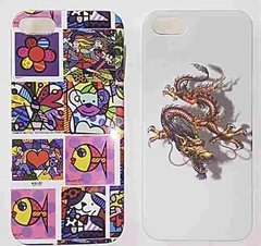 Capa Para Iphone 5 Case Kit Com 7 Capas na internet