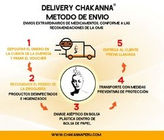 Chakanna@ Energy CBD 300mg en internet