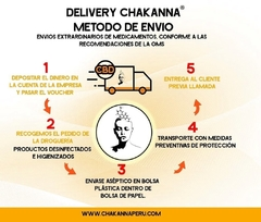 Delivery Chakanna