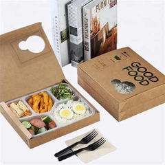 Packaging Comida en internet