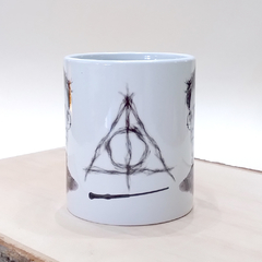 Caneca Harry Potter rabisco na internet