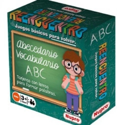 abecedario  vocabulario abc