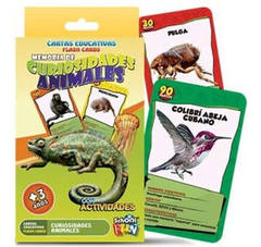 Cartas Educativas Plow Curiosidades Animales 0111