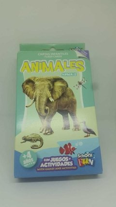 flashcards plow animales