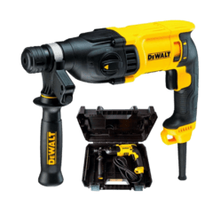 Rotomartillo Dewalt D25133K, 800w Sds Plus Martillo 2,9 Joule en internet