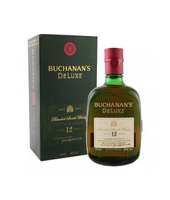 Buchanans Deluxe 750ml