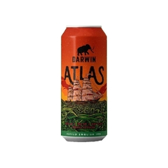 Darwin Atlas English IPA Lata 500ml