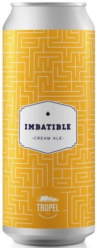 Tropel Imbatible Cream Ale Lata 473ml