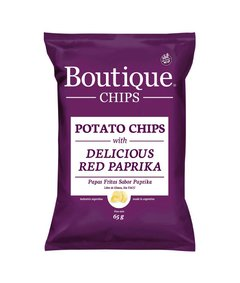 Boutique Chips Paprika 65g