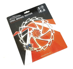 Disco Rotor Freno Alligator Wind Cutter 180mm 6 Torn Liviano