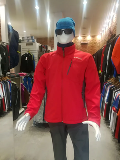 Campera Alpine Skate CA M SS HAVIK