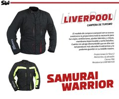 Campera Samurai Warrior *Liverpool*