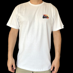 Camiseta Quiksilver Neon Colour