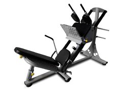 Leg Press com Hack Squat Conjugado - MS
