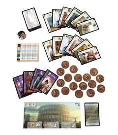 7 Wonders: Leaders - comprar online