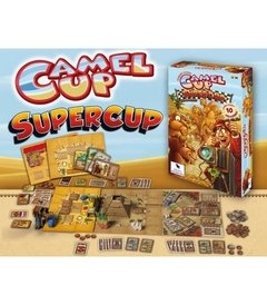 Camel Up: SuperCup - comprar online