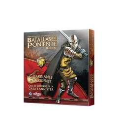 Batallas de Poniente: Guardianes de Occidente (Casa Lannister)