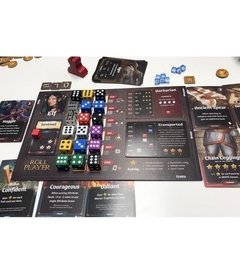Roll Player: Monstruos y Esbirros - MADBOARD RPG